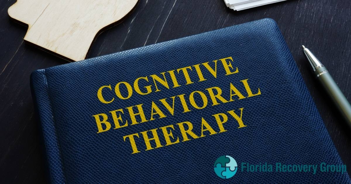 cognitive behavioral therapy in addiction treatment