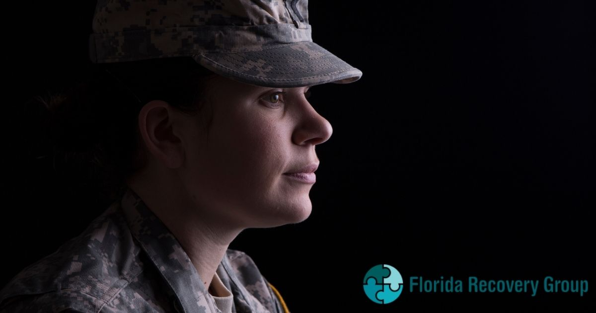 PTSD and addiction in veterans