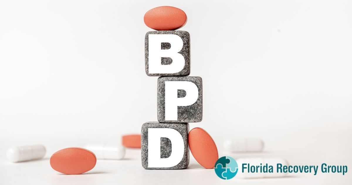 borderline personality disorder (BPD) and substance abuse